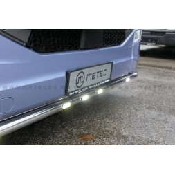 RAMPE SPOILER LOW & MEDIUM PARE CHOC