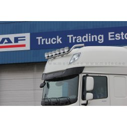 RAMPE TOIT 6 FEUX POUR DAF XF SUPERSPACE