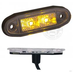 LED 12-30V orange