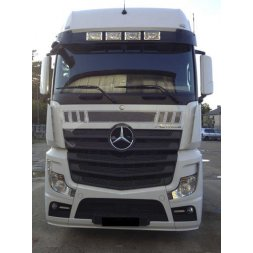 VISIÉRE POUR ACTROS MP4 BIG SPACE / GIGA SPACE