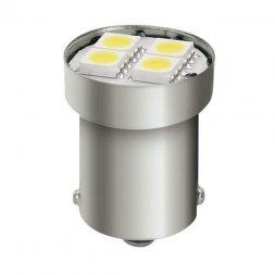 BA15S LED P5W 24V 40LUMENS