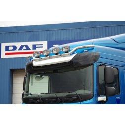RAMPE DE TOIT 4 FEUX POUR DAF XF 106 SPACE CAB