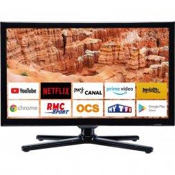 SMART TV 12/24V 19 ET 22 POUCES